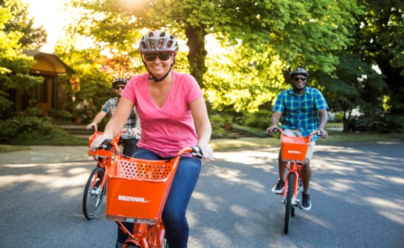 BikeTown Month to Month Plan