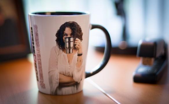 Bob & Sheri Coffee Mug