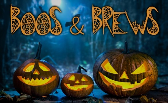 2-for-1 Admission to Boos & Brews Halloween Festival