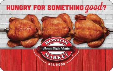 Boston Market eGift