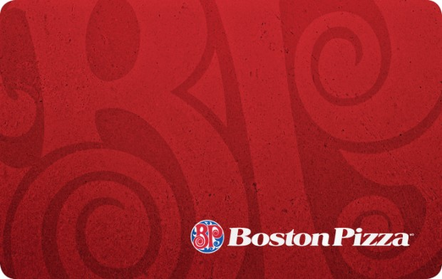 Boston Pizza eGift Card