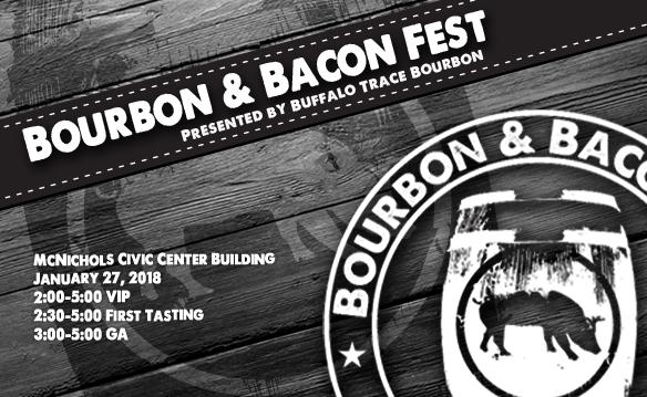 Bourbon and Bacon Fest 2018