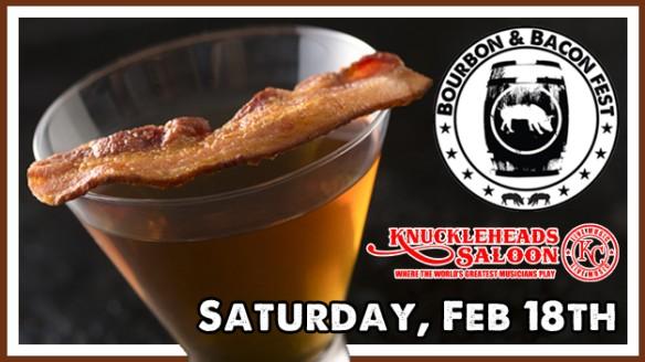 Bourbon & Bacon Fest 2017! General Admission Tickets!