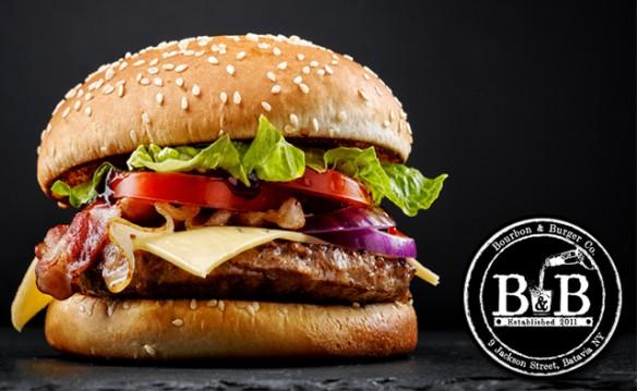 Bourbon & Burger Co. - 1/2 off offer