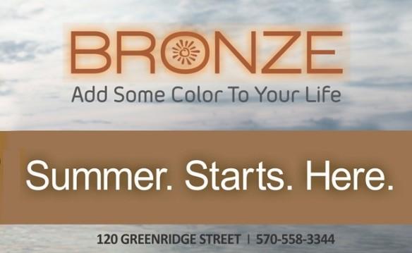 Save Half at Bronze Tanning in Scranton