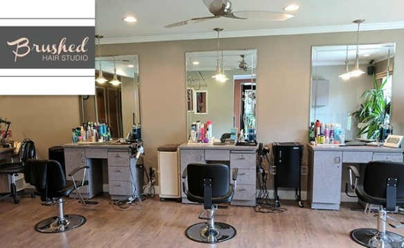 Brushed Hair Studio - $50 for $25 (Oct 2017)