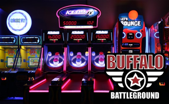 Get My Perks Buffalo Battleground Laser Tag Amp Gaming Packages