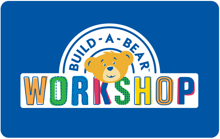 Build A Bear Gift Card $25
