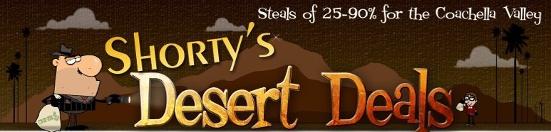 Desert Radio Group - Shorty's Desert Deals