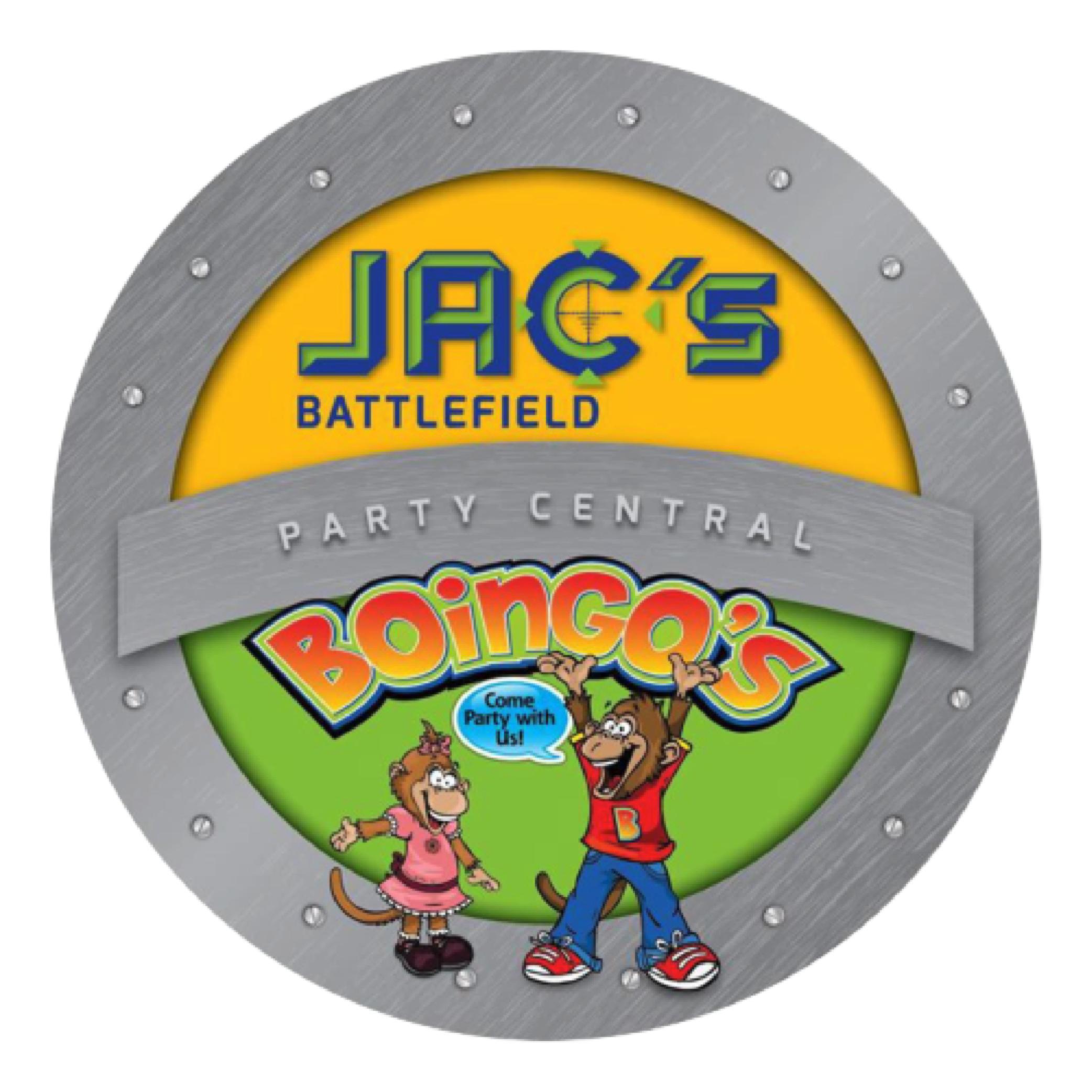 Boingo's Bounce House & Jac's Battlefield