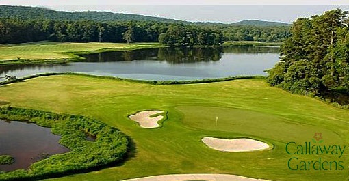 iDealGolfer: 64% off a Stay and Play at Callaway Gardens for Two ...