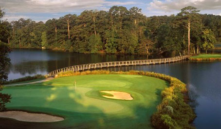 From iDealGolfer Stay Play at Callaway Gardens for Two Includes