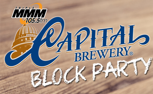Capital Brewery Block Party 2017
