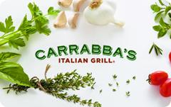 Carrabba's Gift Card