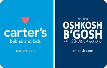 Carter's / OshKosh B'gosh eGift