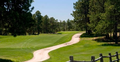 Play The Country Club at Woodmoor for ONLY $40! Good Through June!