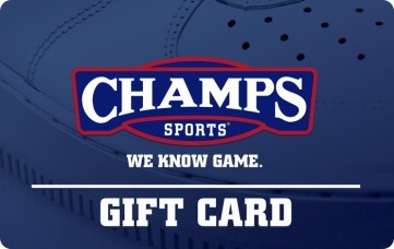 Champs Sports Running eGift