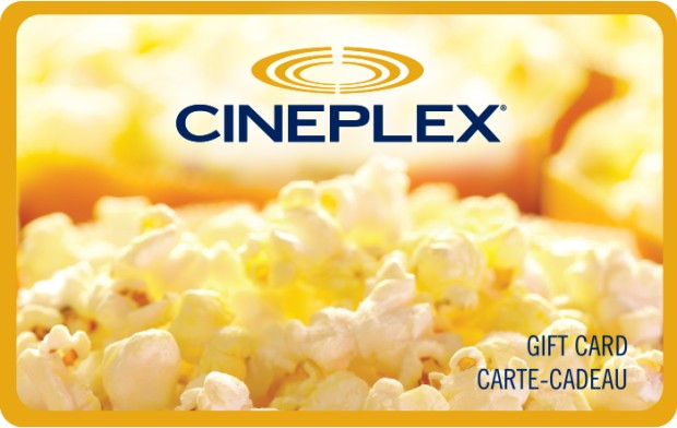 Cineplex eGift Cards