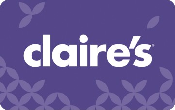 Claire's Purple Fabulous eGift