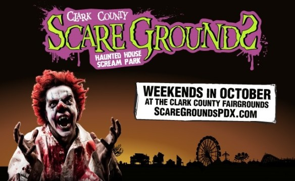 Clark County Scare Grounds 2017
