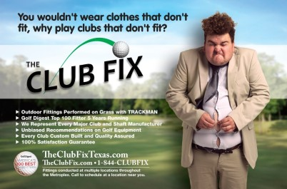 Club Fix Outdoor Tour Fitting-DFW