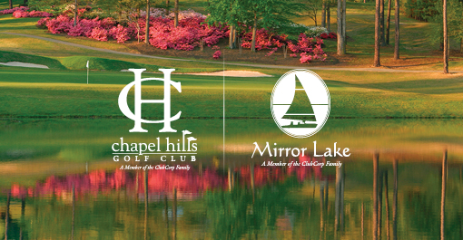 Play Chapel Hills And Mirror Lake Golf Clubs And Be A Member For The