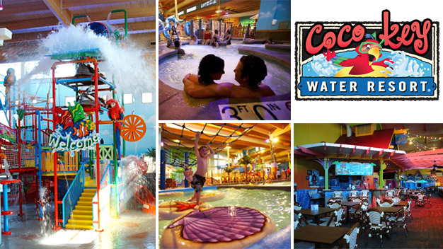 2coco Key Water Resort Stay Play Package At The Adam S Mark Hotel Kansas City