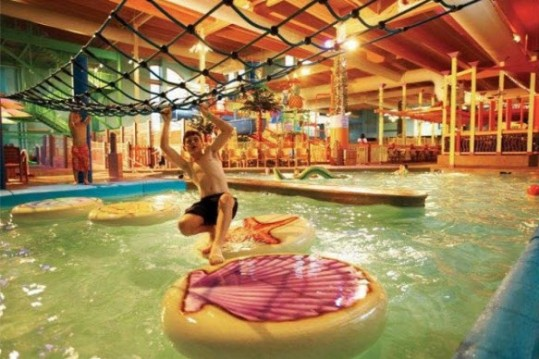 $12 for a Day Pass to CoCo Key Water Resort - Spring 2018