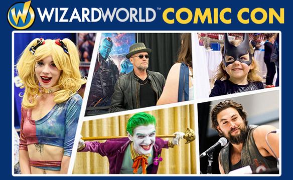 Wizard World Comic Con Nola 2018 v2