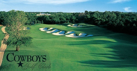 VIP Round at Cowboys Golf Club, ALL INCLUSIVE Food and Non Alcoholic Beverage!