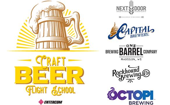 Craft Beer Flight School 2017
