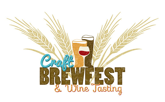 ONE TICKET TO THE CRAFT BREWFEST & WINE TASTING ON AUGUST 4TH