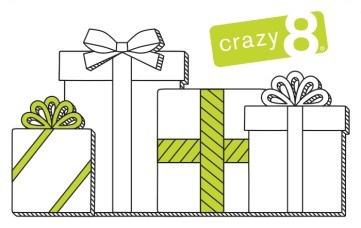Crazy 8 eGift