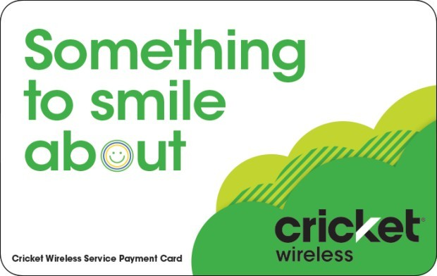 Promotion of $100 Cricket Wireless Prepaid Phone Card (e-delivery)