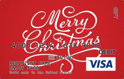 Christmas Gift Cards Giftcardmall Com