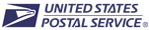 The profile of an eagle's head adjoining the words United States Postal Service are the two elements that are combined to form the corporate signature.