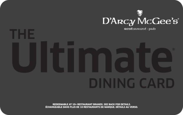 D'Arcy McGee's