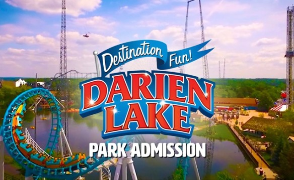 Darien Lake Admission Deal Philly 2018