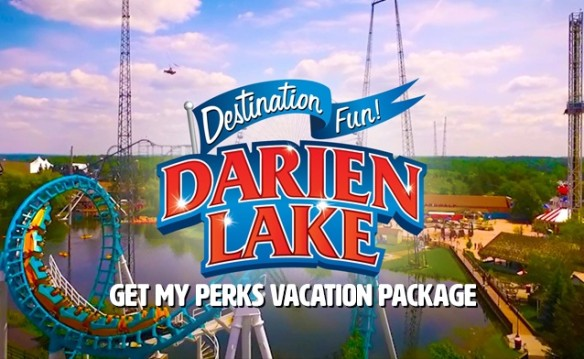 Darien Lake Hotel Deal 2018