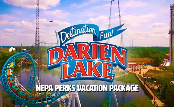 Darien Lake – NEPA Perks Vacation Package