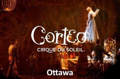 Cirque du Soleil: Corteo - Ottawa