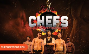 Discounted tickets to 'Chefs: A Sizzling Kitchen Showdown'