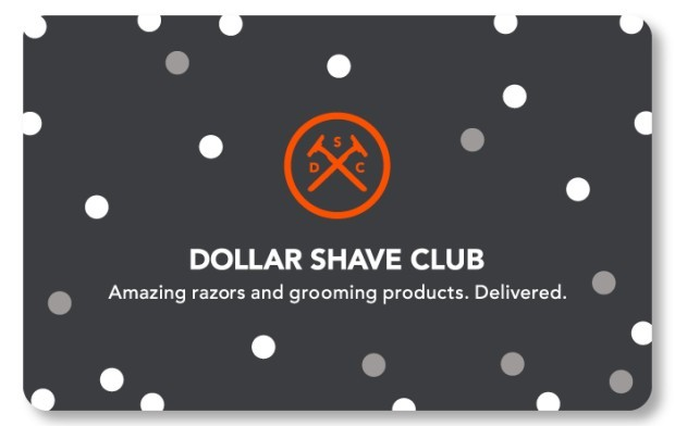 Dollar Shave Club Gift Card