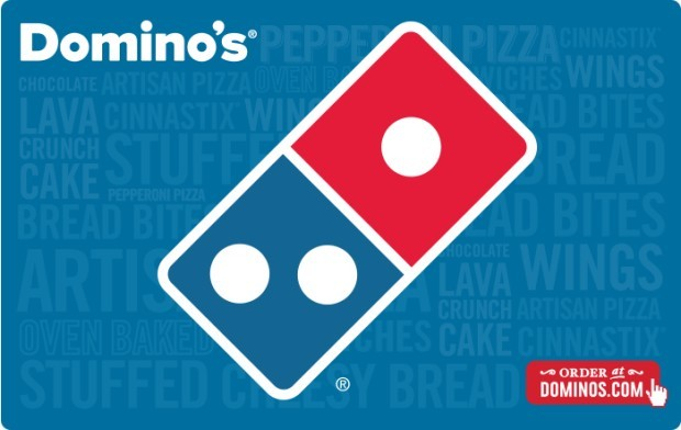 Dominos Gift Cards