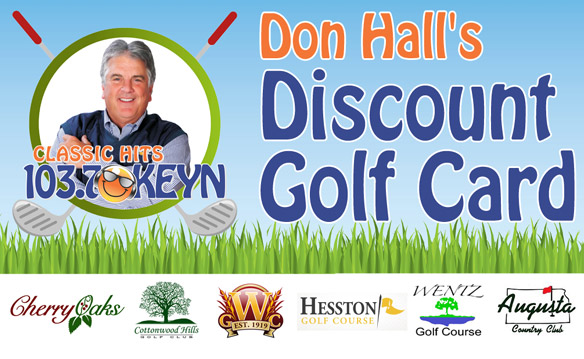 Don Hall's Discount GolfCard