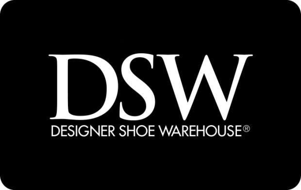 Save $10 off when you purchase a $50 DSW eGift Card