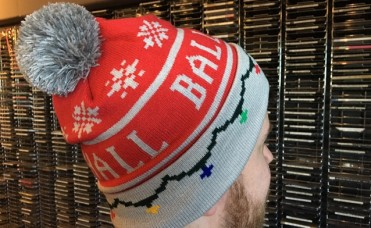 2016 Deck The Hall Ball Hat