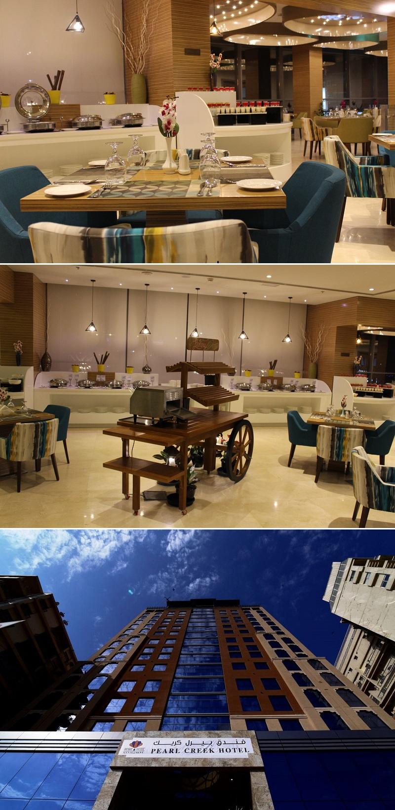 Pearl Dining {Pearl Creek Hotel}