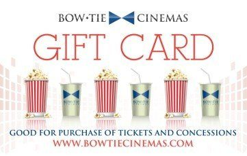 Bow Tie Cinemas eGift Card