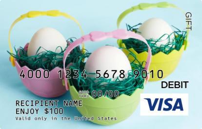 Giftcardlab gift cards for restaurants beauty fitness travel easter basket visa gift card negle Images